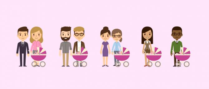 Wie und warum Eltern durch Leihmutterschaft werden?