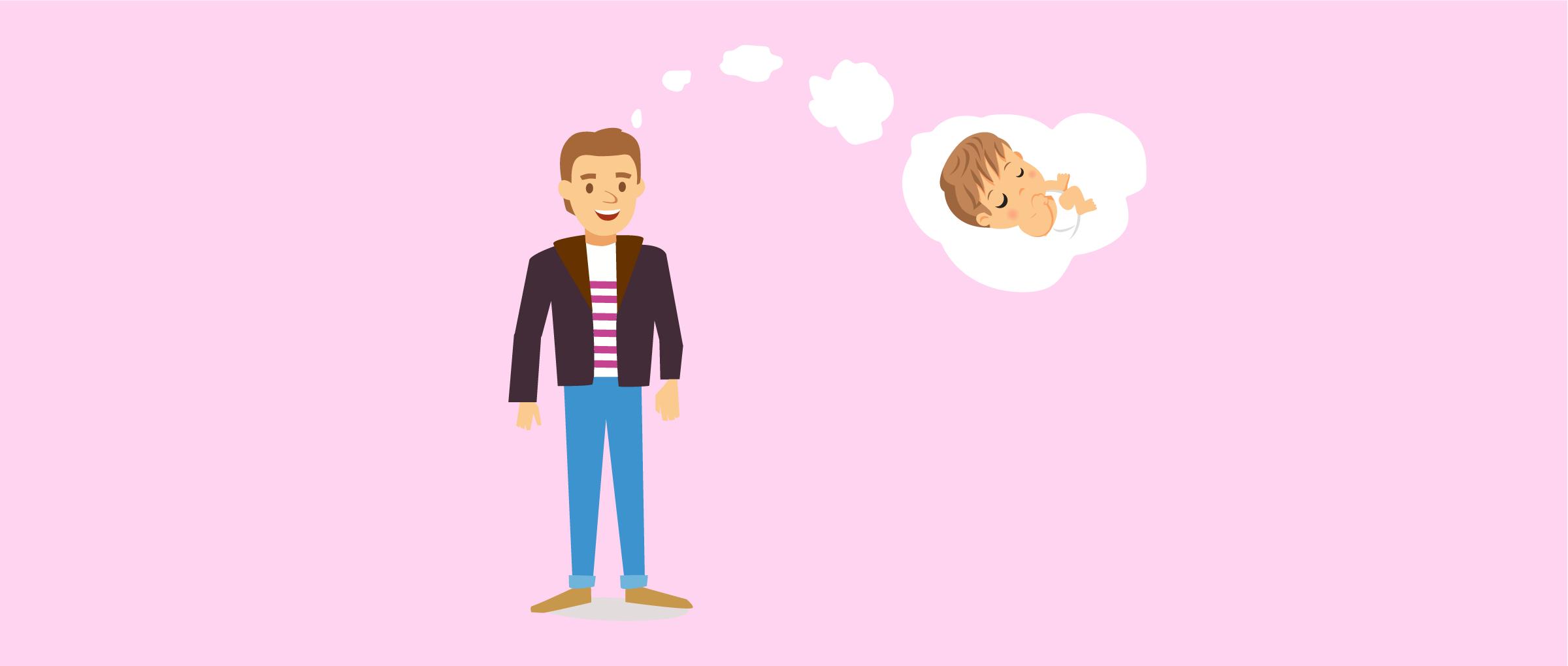 als Alleinstehender ein Kind bekommen