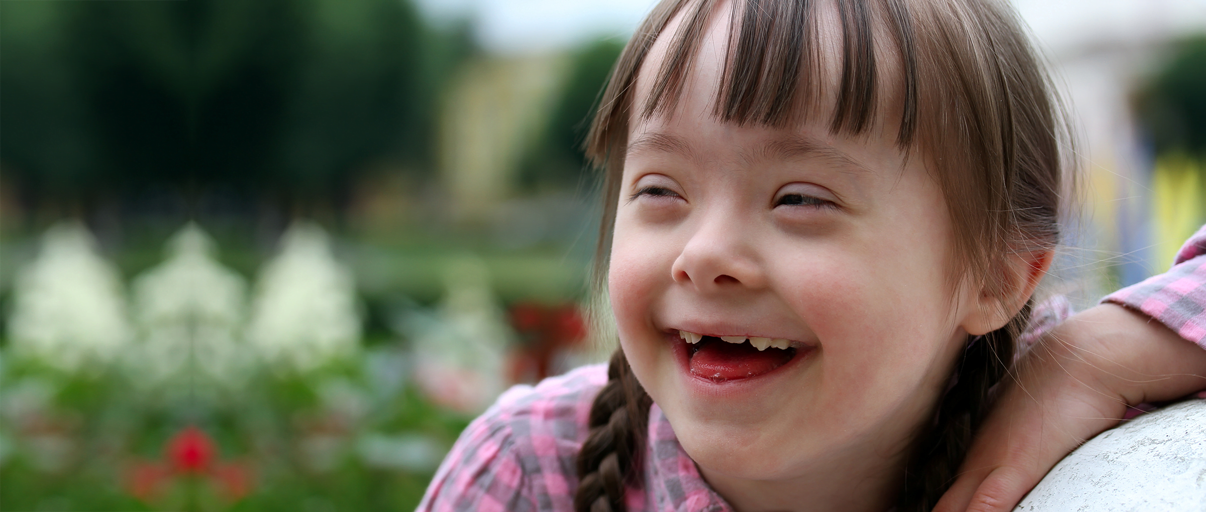 Chromosomische Veränderungen wie im Down-Syndrom