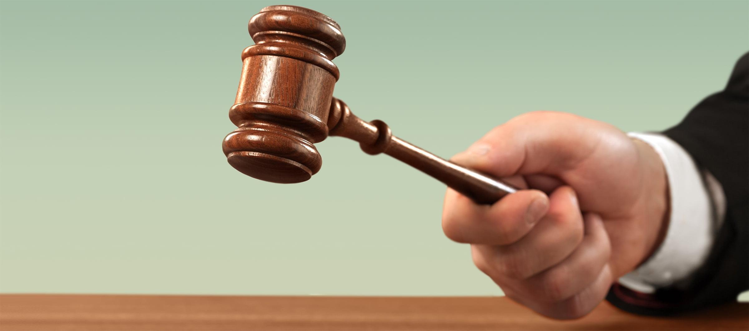 Gerichtsurteil im Fall Baby M