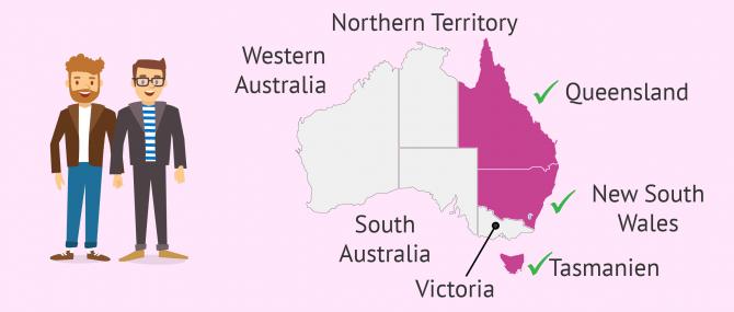 Imagen: Leihmutterschaft für schwule Paare in Australien