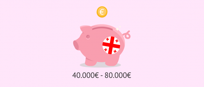 Imagen: Kosten einer Leihmutterschaft in Georgien