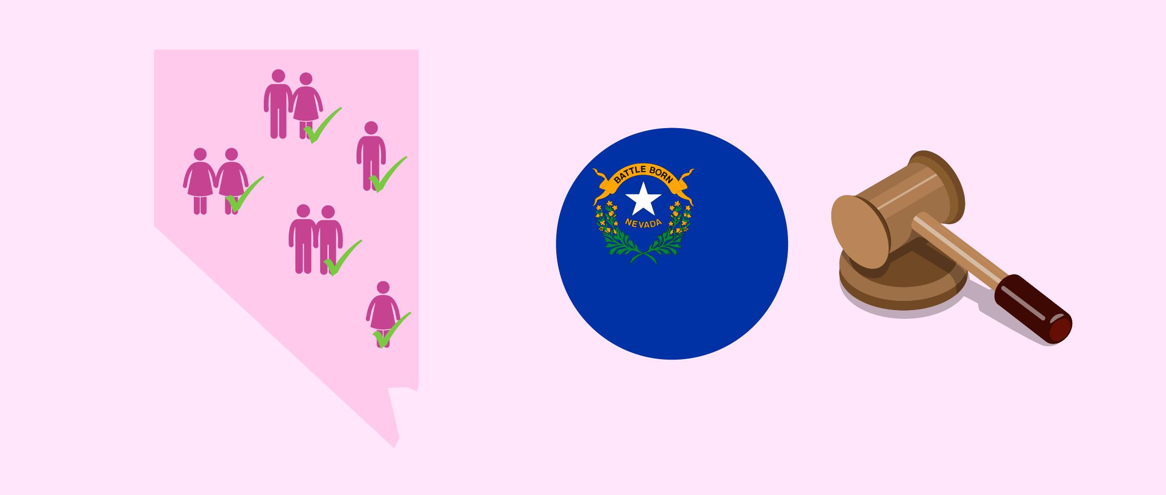 Nevada gewährt allen Familienmodellen den Zugang zur Leihmutterschaft