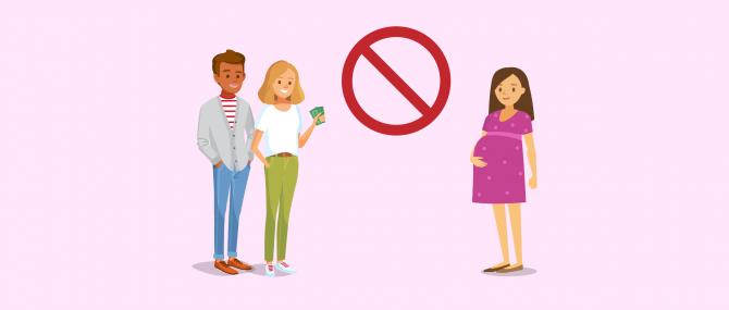 Imagen: In Portugal darf die Leihmutter nicht bezahlt werden