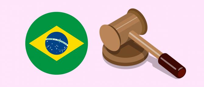 Imagen: Anerkennungsurteil in Brasilien