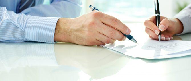 Leihmuttervertrag mit einer Agentur