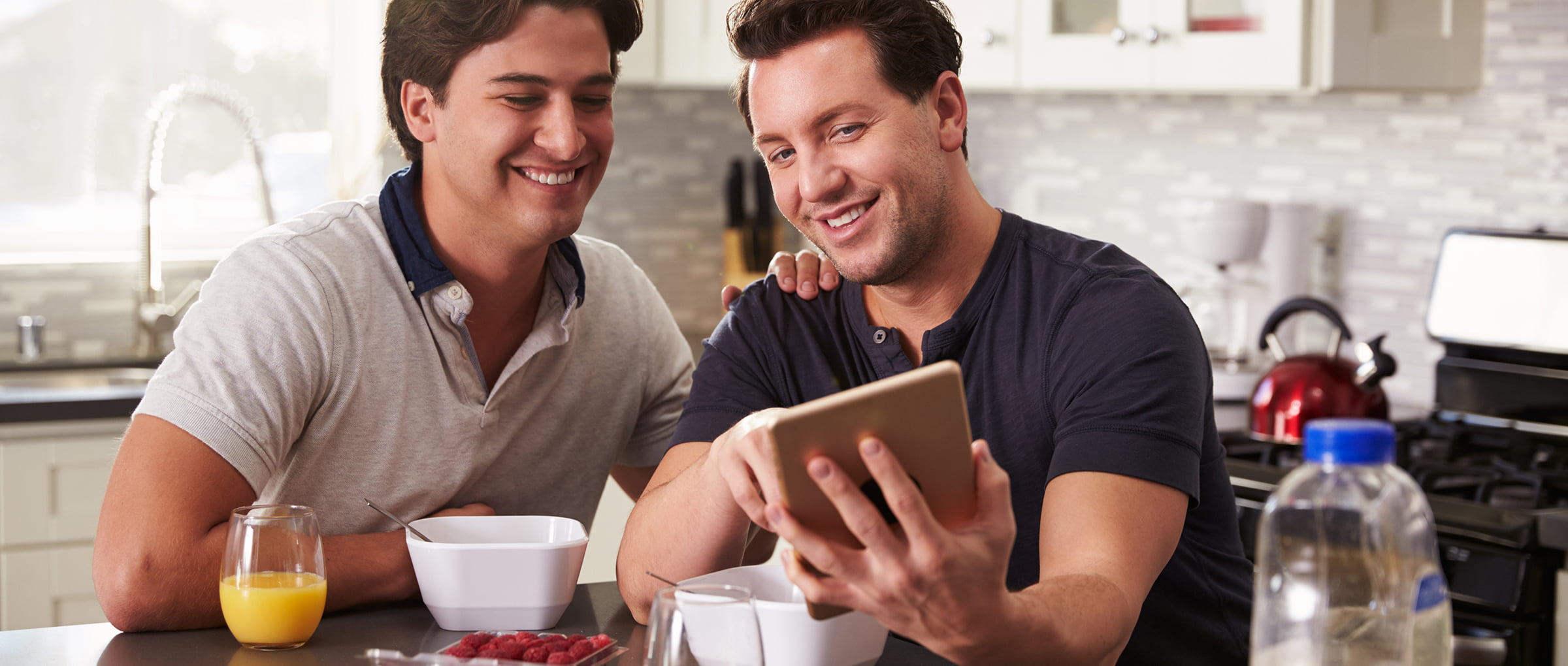 Surrogacy for gay male couples
