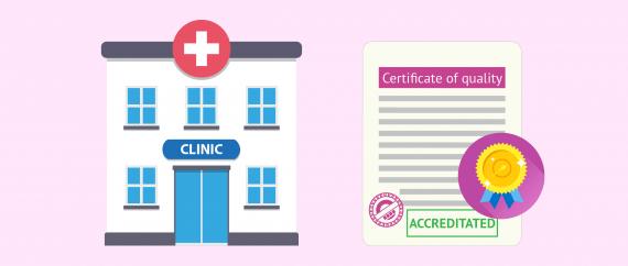 Choosing a fertility clinic for surrogacy