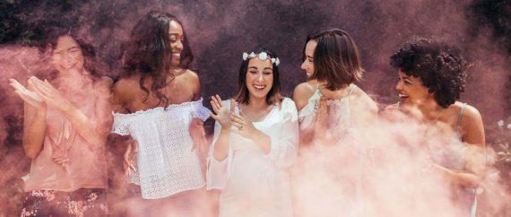 What is a surrogate sisterhood?