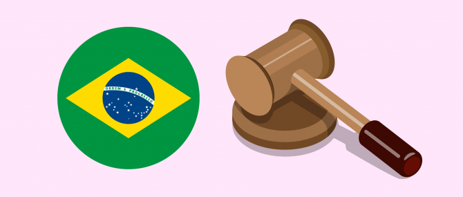 Imagen: Court sentence for filiation in Brasil