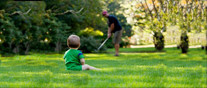 parque y golf