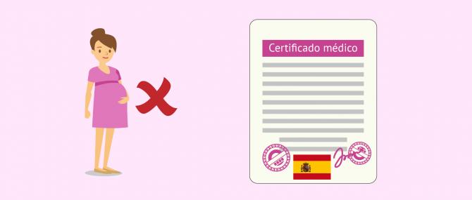Certificado médico para una gestación subrogada en Ucrania
