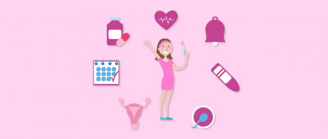 Control a la gestante durante el embarazo