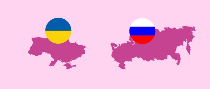 Comparación entre la gestación subrogada en Ucrania y Rusia