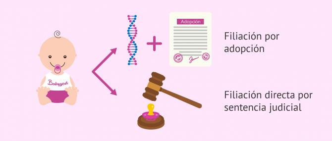 Filiación y Registro Civil en casos de maternidad subrogada