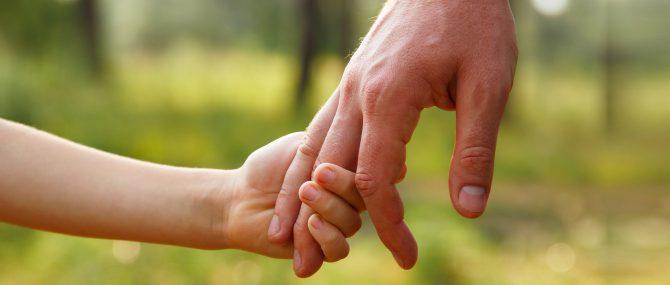 Tener un hijo adoptado
