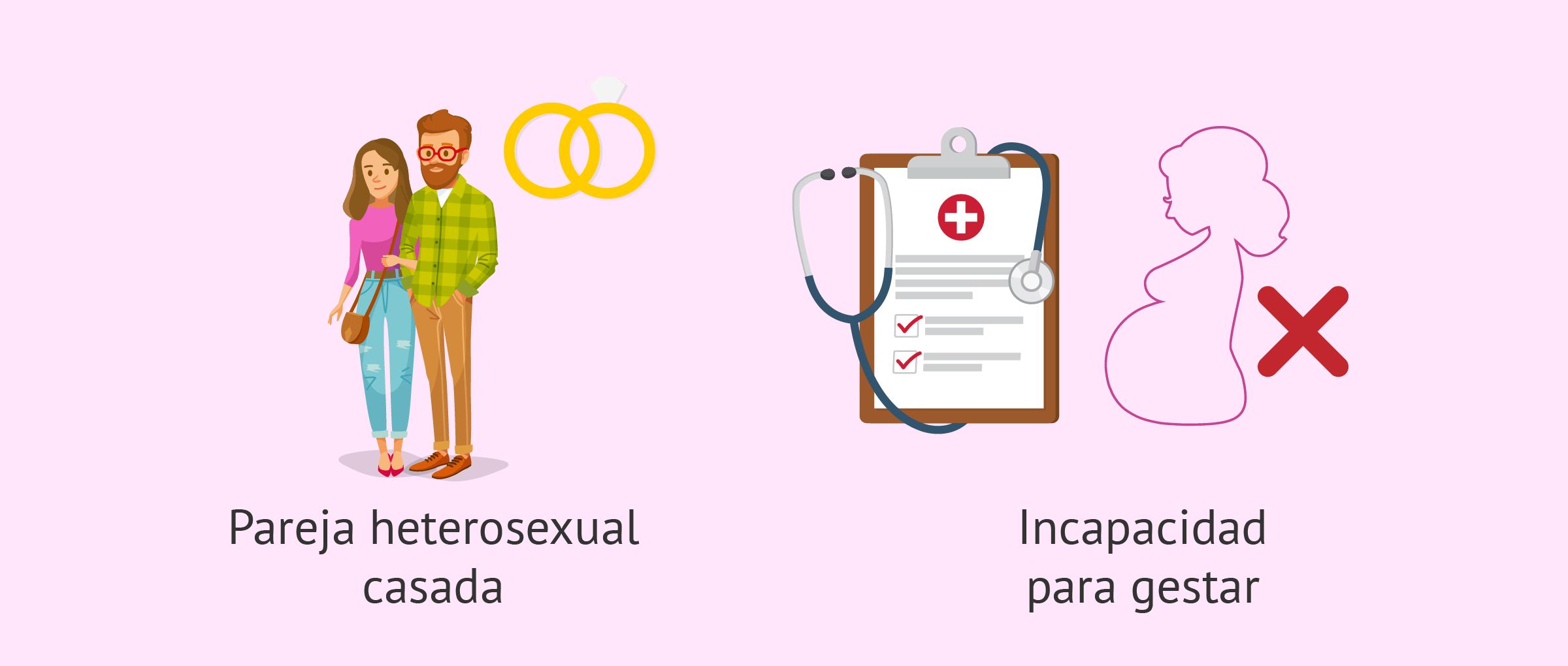 Condiciones legales para el embarazo subrogado en Georgia