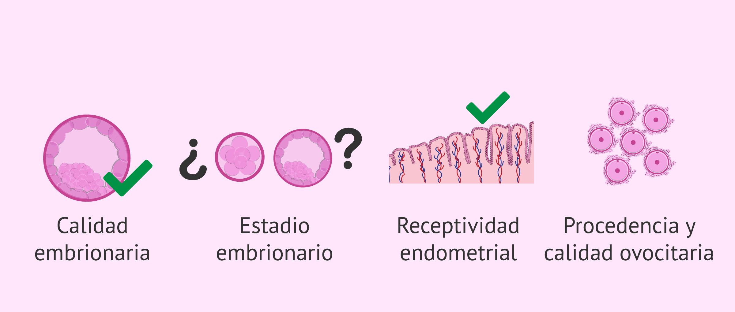 ¿Cómo decidir el número de embriones?