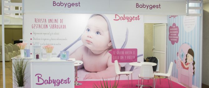 Babygest en Surrofair