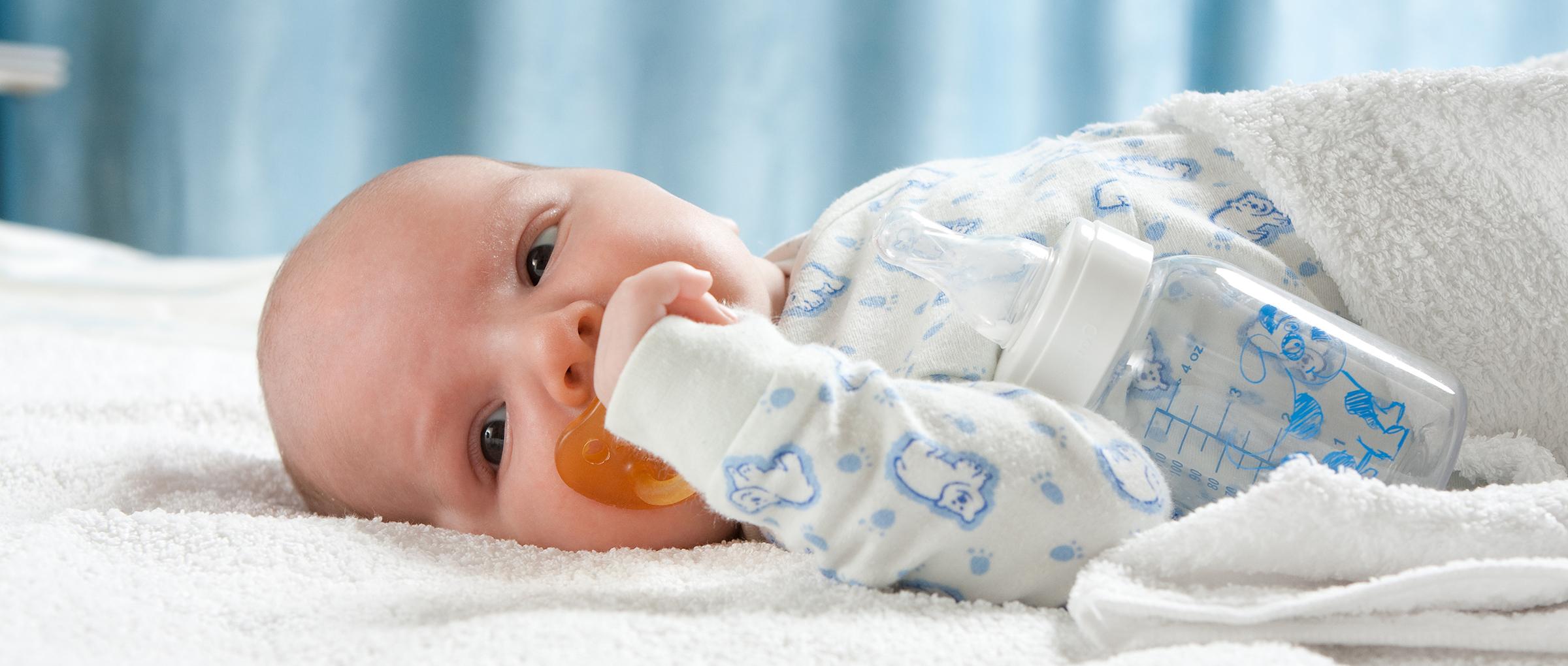 Riesgos para el bebé nacido por subrogación