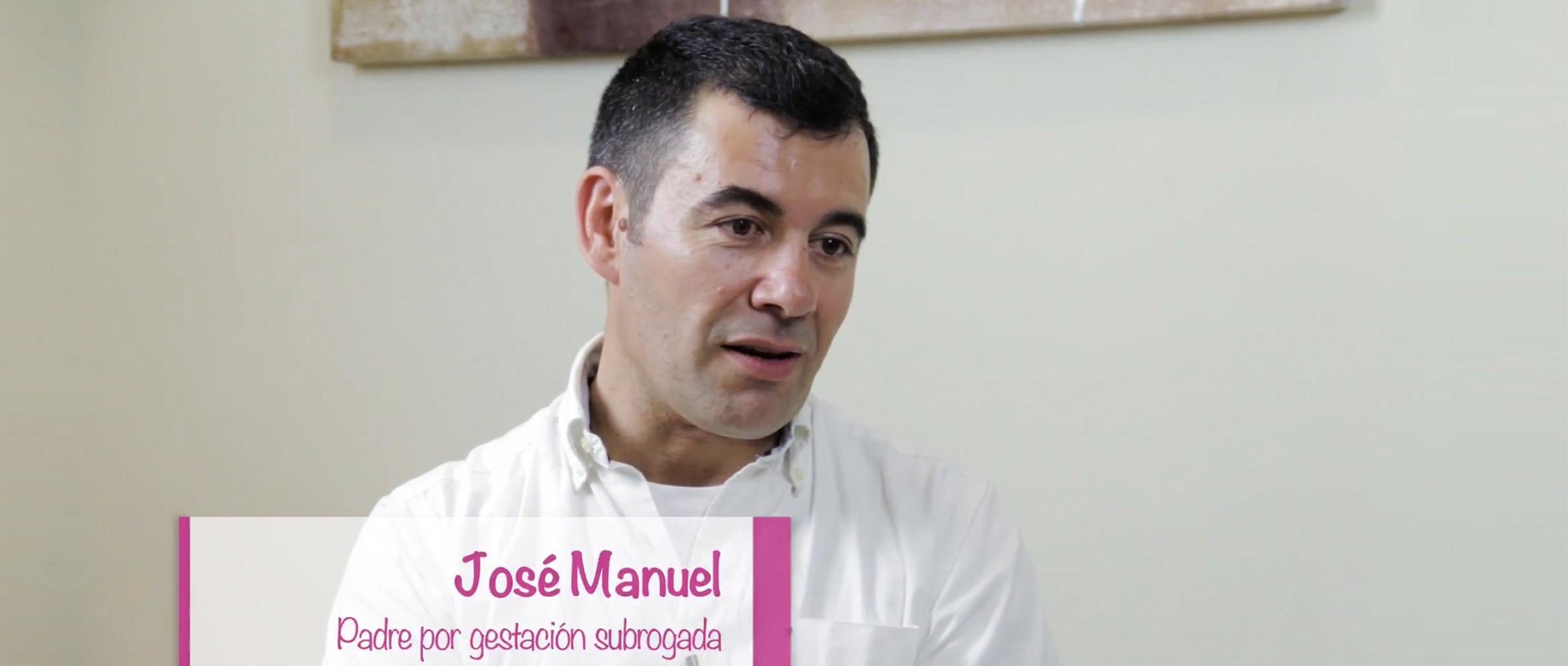 La historia de José Manuel
