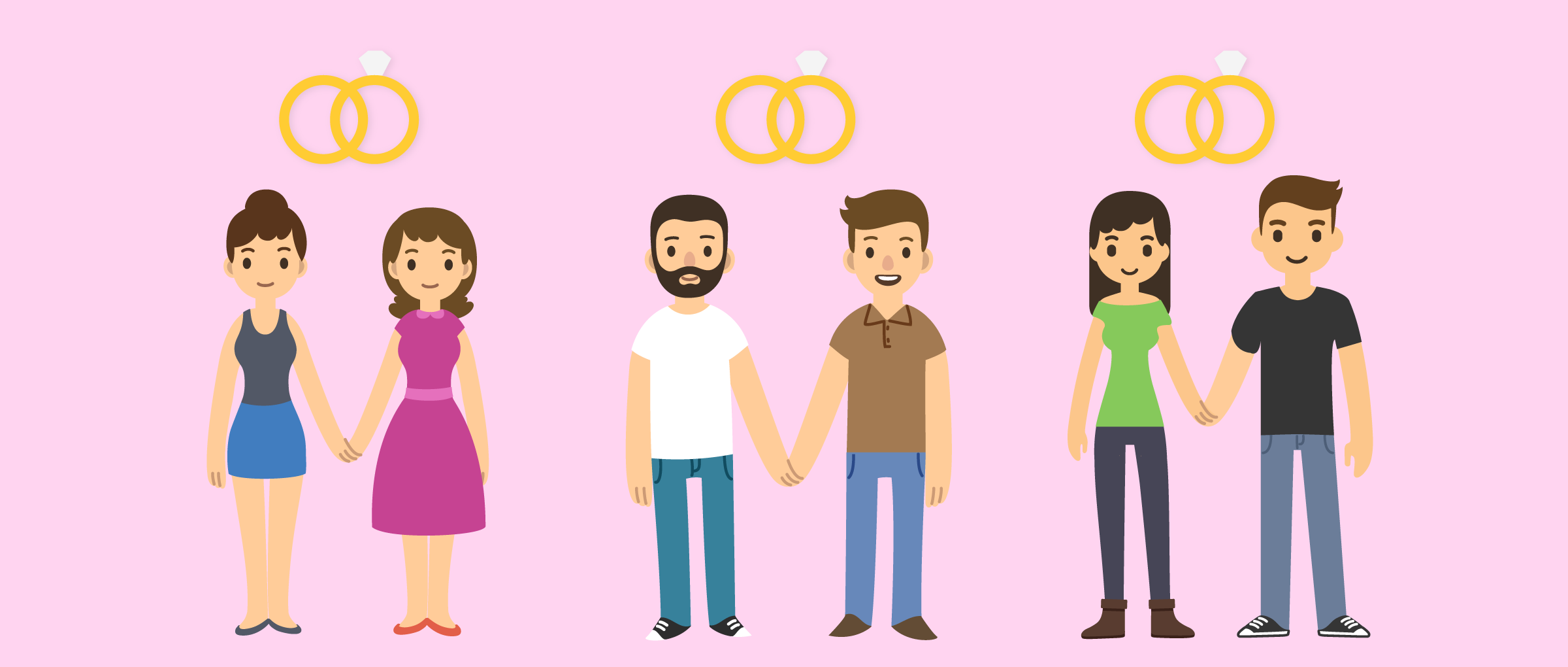 Matrimonio para acceder a la gestación subrogada en Florida