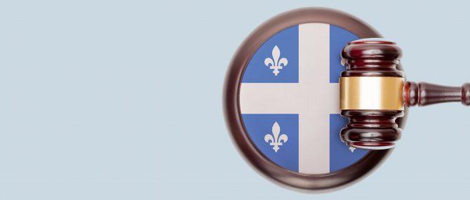 Procedimiento para establecer la filiación en Quebec