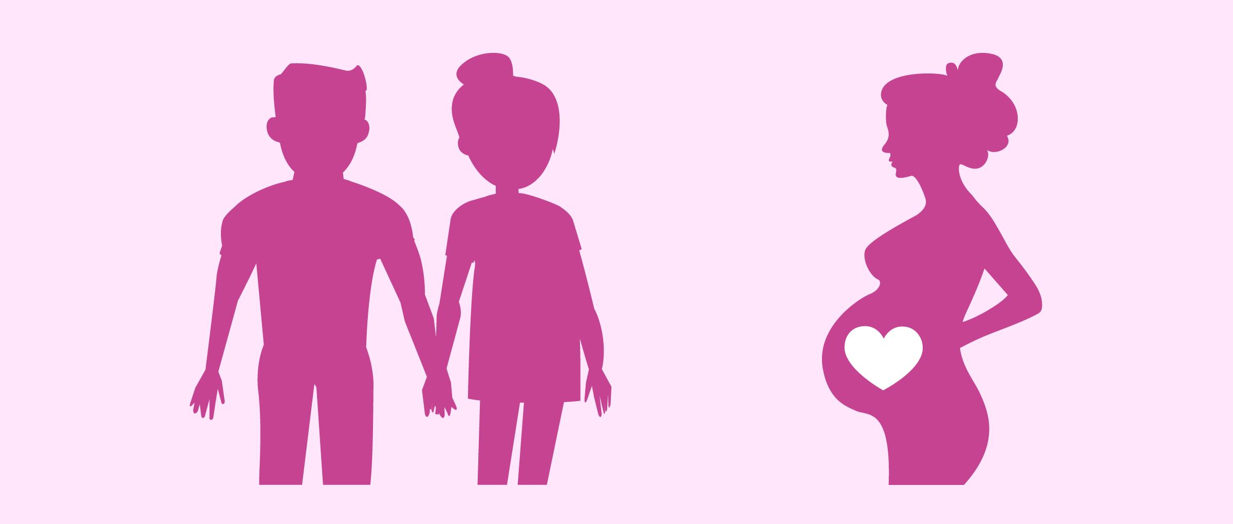Gestante en maternidad subrogada