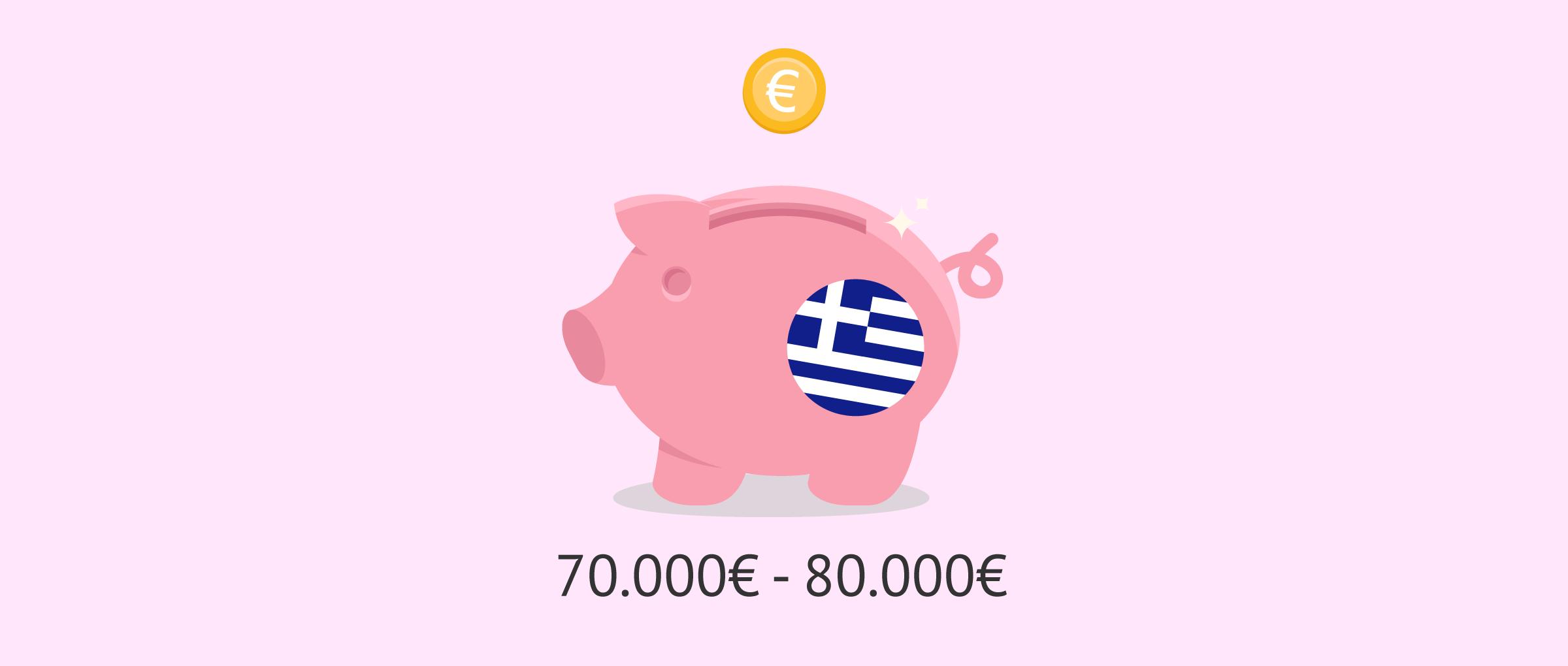 Precio de la gestación subrogada en Grecia