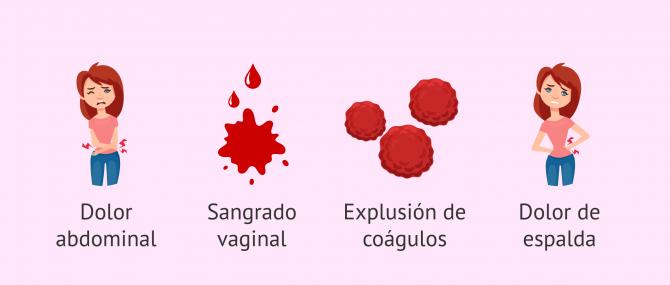 Imagen: Manifestaciones clínicas del embarazo bioquímico