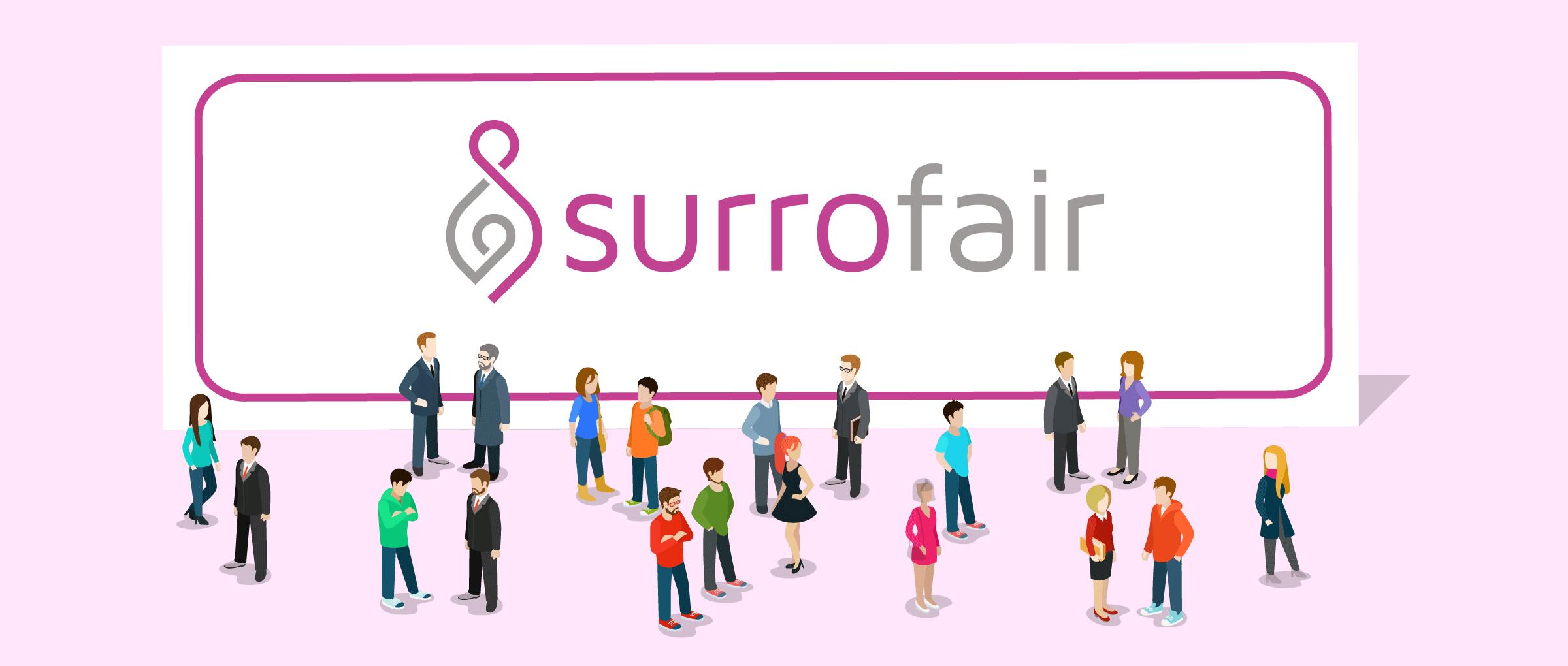¿Qué es Surrofair?: charlas informativas y testimonios