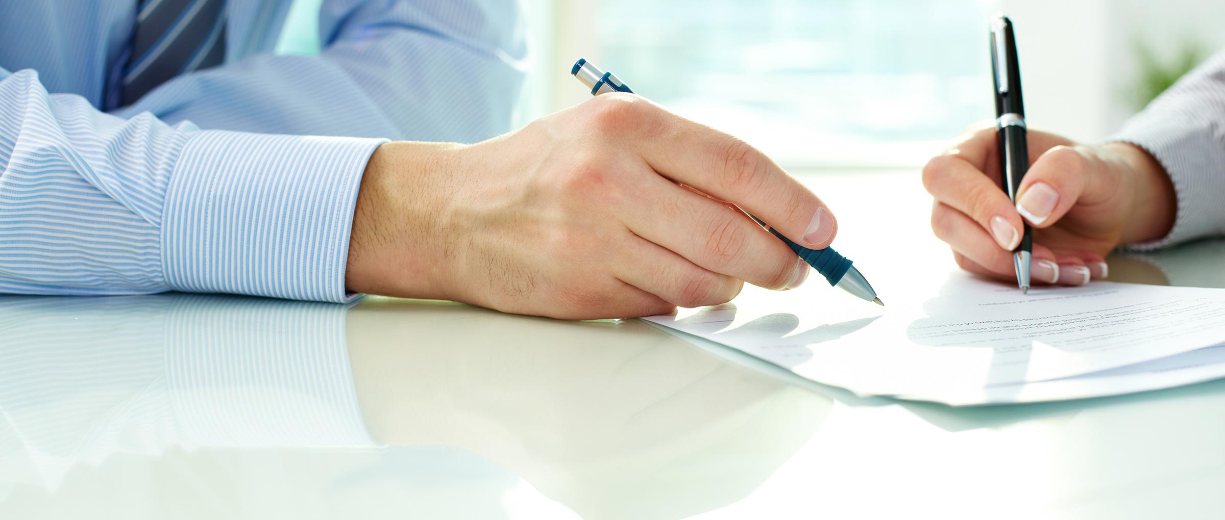 Firma del contrato de subrogación uterina en Portugal