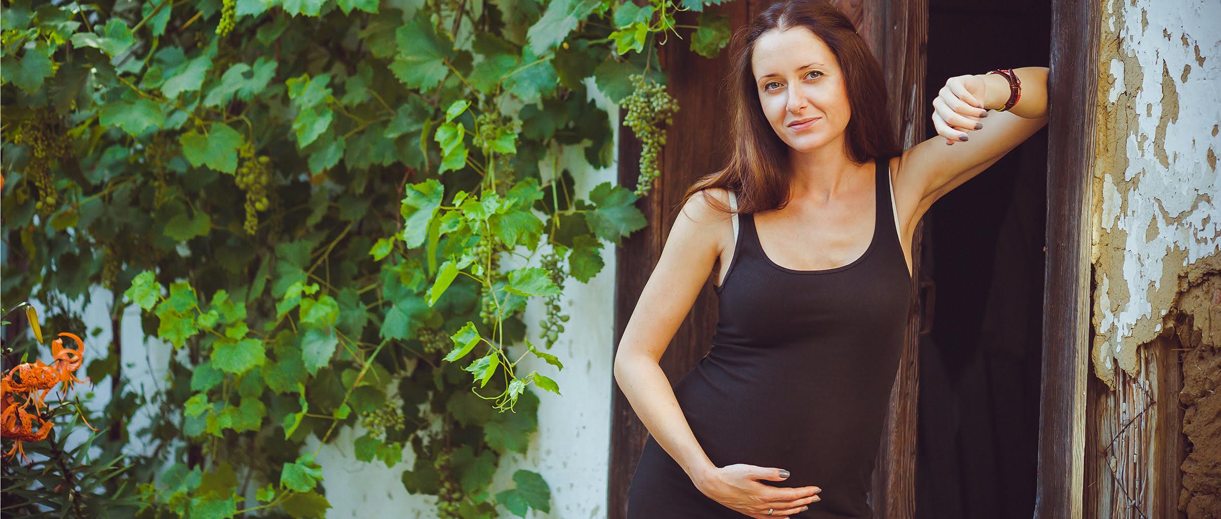 Préparation de la mère porteuse pour affronter la gestation