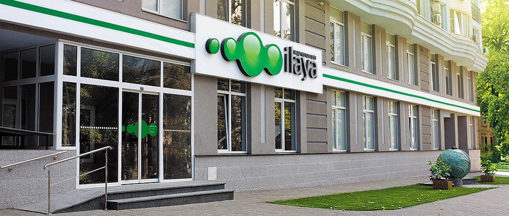 Centre médical ilaya à Kiev, Ukraine