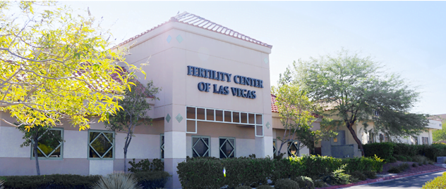 Fertility Center of Las Vegas bâtiment