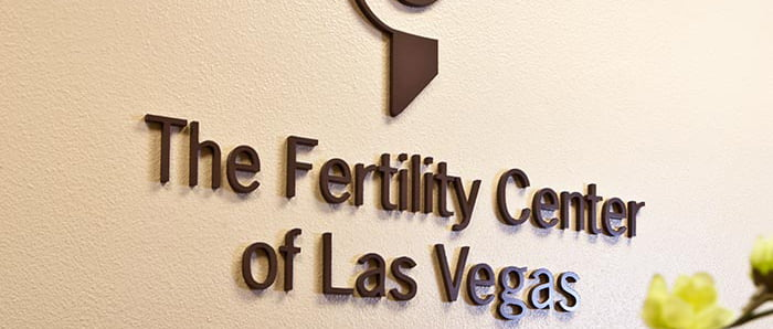 Fertility Center of Las Vegas entrée