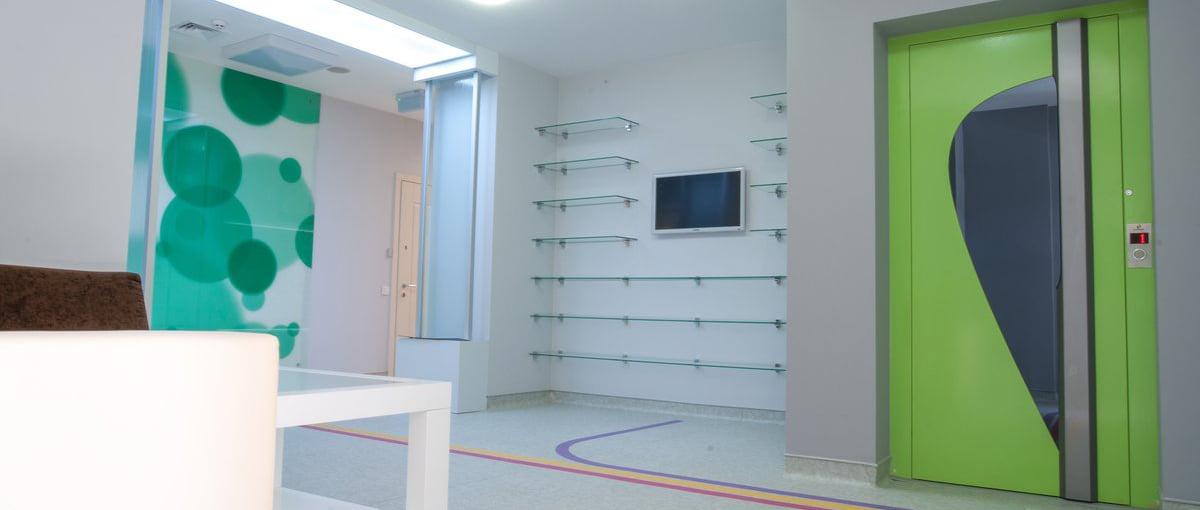 ilaya: installations et salle d'attente