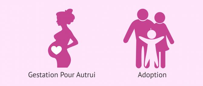 Gestation Pour Autrui vs Adoption, quelles sont les différences?