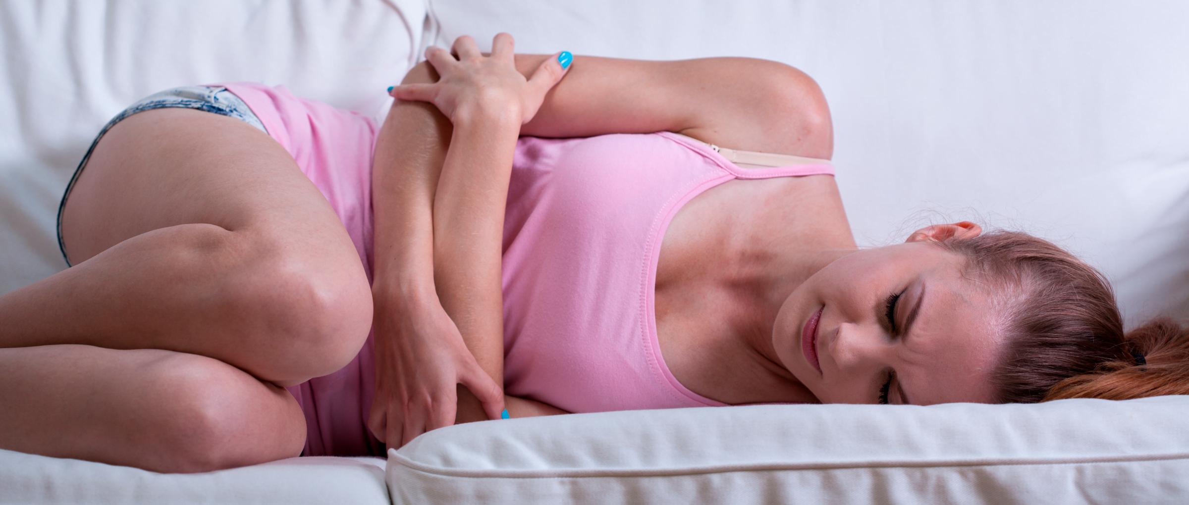 Douleurs pendant les menstruations due à l'endométriose