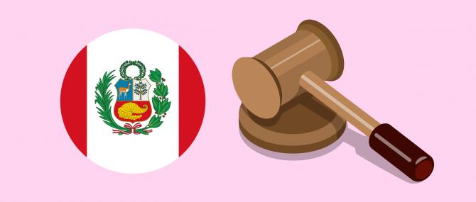Imagen: législation PMA Pérou
